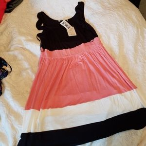 NWT Pink Rose drew size large